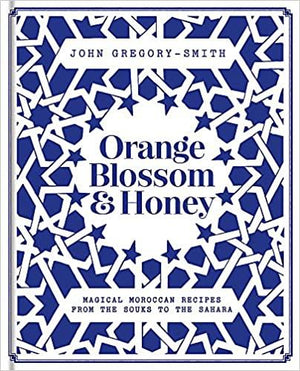 'Orange Blossom & Honey' by John Gregory-Smith & Middle Eastern Spice Tin, 9 Spices & Handmade Silk Sari Wrap - Spice Kitchen - Spices, Spice Blends, Gifts & Cookware