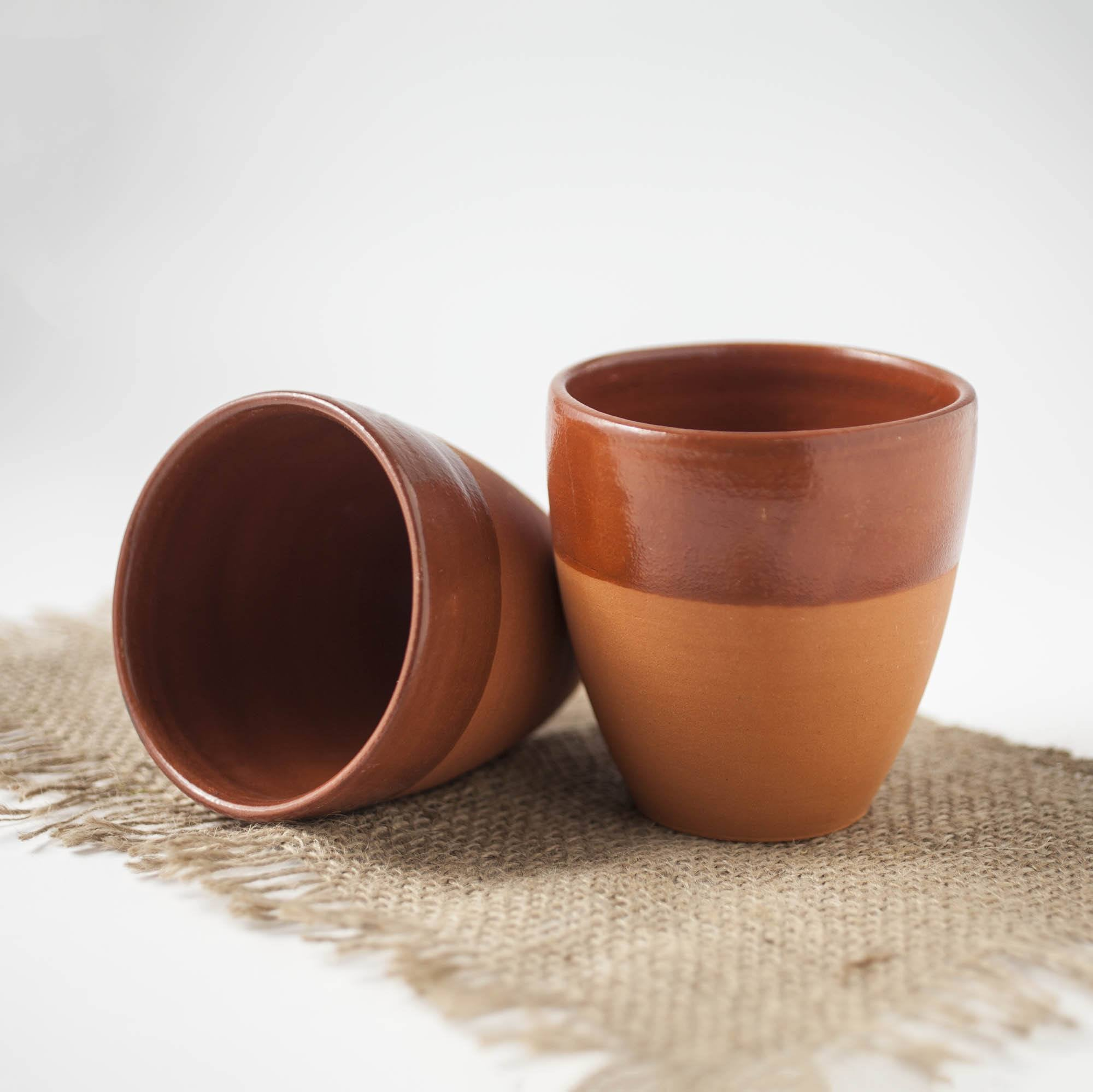 Biodegradeable Clay Chai Kulhar Cups