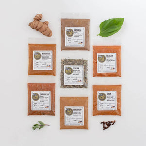 Baby Spice Kitchen Singles - Introduce Your Kids to Spice With Our Brand New Spice Collection - Spice Kitchen™ - Spices, Spice Blends, Gifts & Cookware