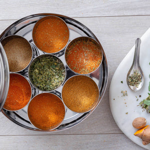 Baby Spice Kitchen Spice Tin - Introduce Your Kids to Spice With Our Brand New Spice Collection - Spice Kitchen - Spices, Spice Blends, Gifts & Cookware