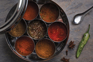 World Spice Blends & BBQ Rubs Spice Tin - Spice Kitchen - Spices, Spice Blends, Gifts & Cookware