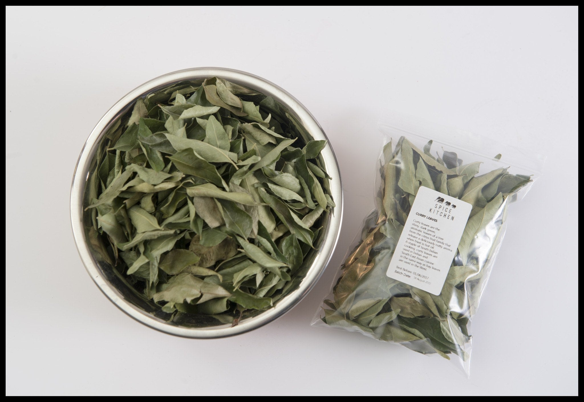 Curry Leaves Organic Dried 10g