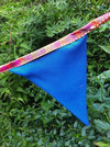 Handmade Sari Bunting - Multi-Coloured - Spice Kitchen - Spices, Spice Blends, Gifts & Cookware