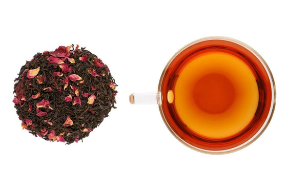 Rose Earl Grey Loose Tea 50g - Spice Kitchen UK - Spices, Spice Blends, Gifts & Cookware