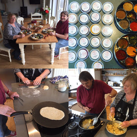 Spice Kitchen Private Spice Masterclass & Cookery Lesson in Widnes - Spice Kitchen - Spices, Spice Blends, Gifts & Cookware