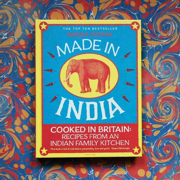 'Made in India' by Meera Sodha & Spice Tin, 9 Spices & Handmade Silk Sari Wrap - Spice Kitchen - Spices, Spice Blends, Gifts & Cookware