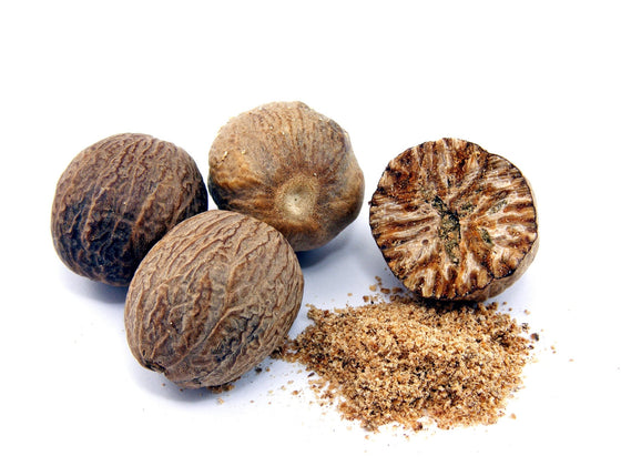 Nutmeg (Whole) 100g - Spice Kitchen - Spices, Spice Blends, Gifts & Cookware