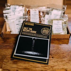 The Enthusiastic Explorer- 6 Month Spice Subscription - Spice Kitchen™ - Spices, Spice Blends, Gifts & Cookware