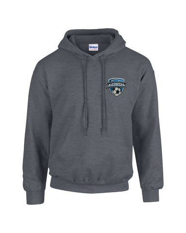 Gildan Adult Heavy Blend Hoody [KISsoccer]