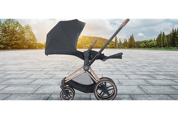 Find out about the Cybex e-Priam