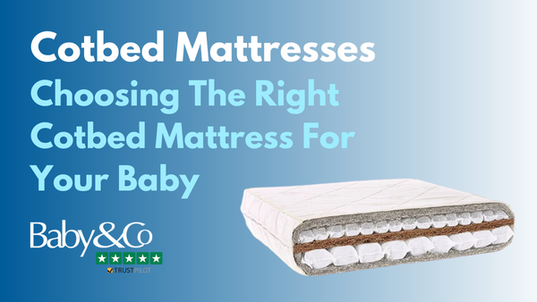 How To Choose The Right Cot Bed Mattress