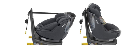 Maxi-Cosi AxissFix Plus i-Size Car Seat Authentic Graphite