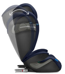 Cybex Solution S i-Fix Recline