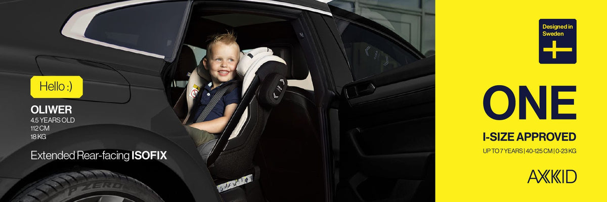 Axkid One i-Size Car Seat