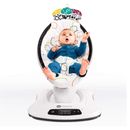 4 Moms MamaRoo Bouncer 4.0 Multi Plush Rocking Bouncing Cradles 17-37-001 817980016705