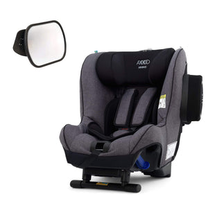 You added <b><u>Axkid Minikid Car Seat Premium Granite Melange with Free Baby Mirror</u></b> to your cart.