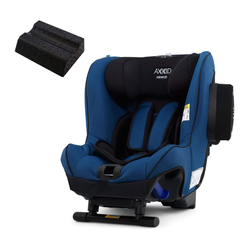 Axkid Minikid Car Seat Sea & Free Car Seat Wedge 0-25 kgs (Birth to 6 Years) TYQUUZL