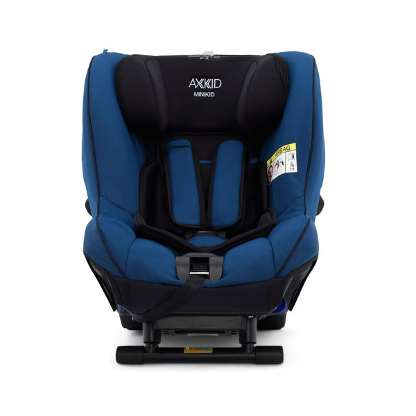 Axkid Minikid ERF Car Seat 2018 Sea Blue 0-25 kgs (Birth to 6 Years) 22140219