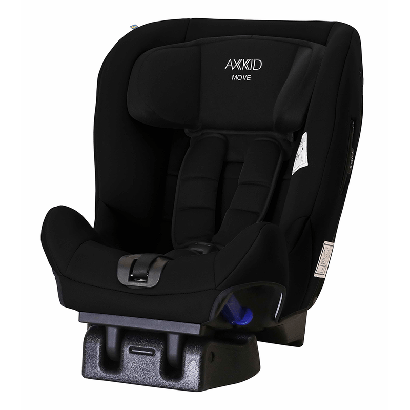 Axkid Move Car Seat Black with Free Seat Protector Plus Test Car Seats hdp9r5a 7350057582183