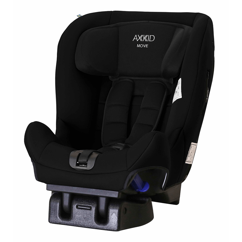 Axkid Move Rear Facing Car Seat Black Plus Test Car Seats 22120103 7350057582183