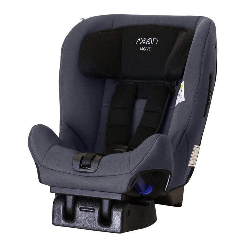 Axkid Move Rear Facing Car Seat Grey Plus Test Car Seats 22120102 7350057582411