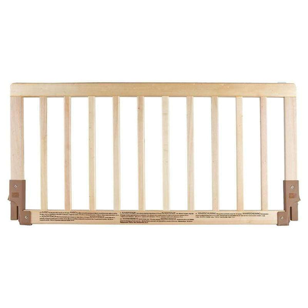 Baby Dan Wooden Bed Guard Natural Bed Guards 1824-3500-10 5705548013981