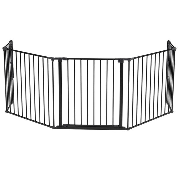 Baby Dan Hearth/Configure XL Safety Gate Black Stair Gates & Safety Gates 56816-10600-10 5705548028015