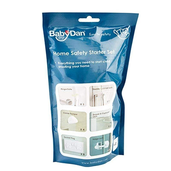 Baby Dan Home Safety Starter Set Stair Gates & Safety Gates 8238-21-12 5705548823825