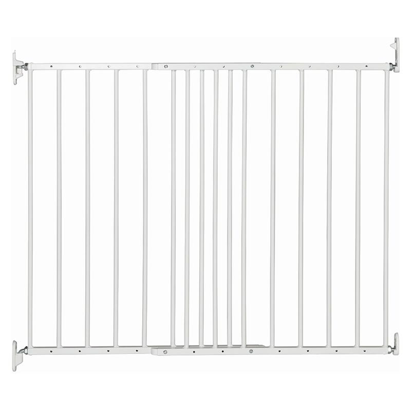 Baby Dan Multidan Metal Safety Gate White Stair Gates & Safety Gates 57314-2400-06 5705548674021