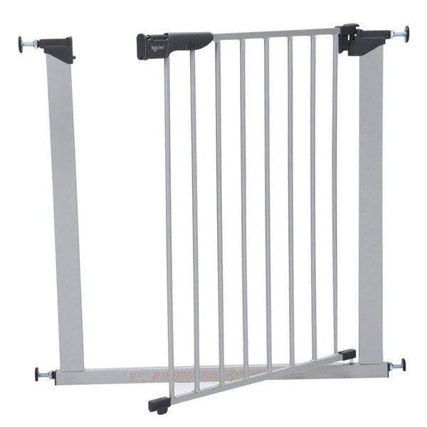 Baby Dan Premier Pressure Safety Gate Silver Stair Gates & Safety Gates 60117-2690-01 5055480277119