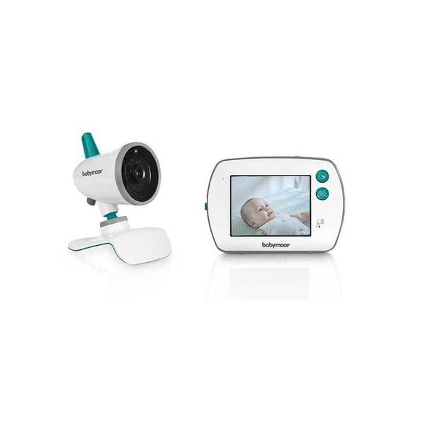 Babymoov Yoo-Feel Video Baby Monitor Baby Monitors AO14420 3661276157873