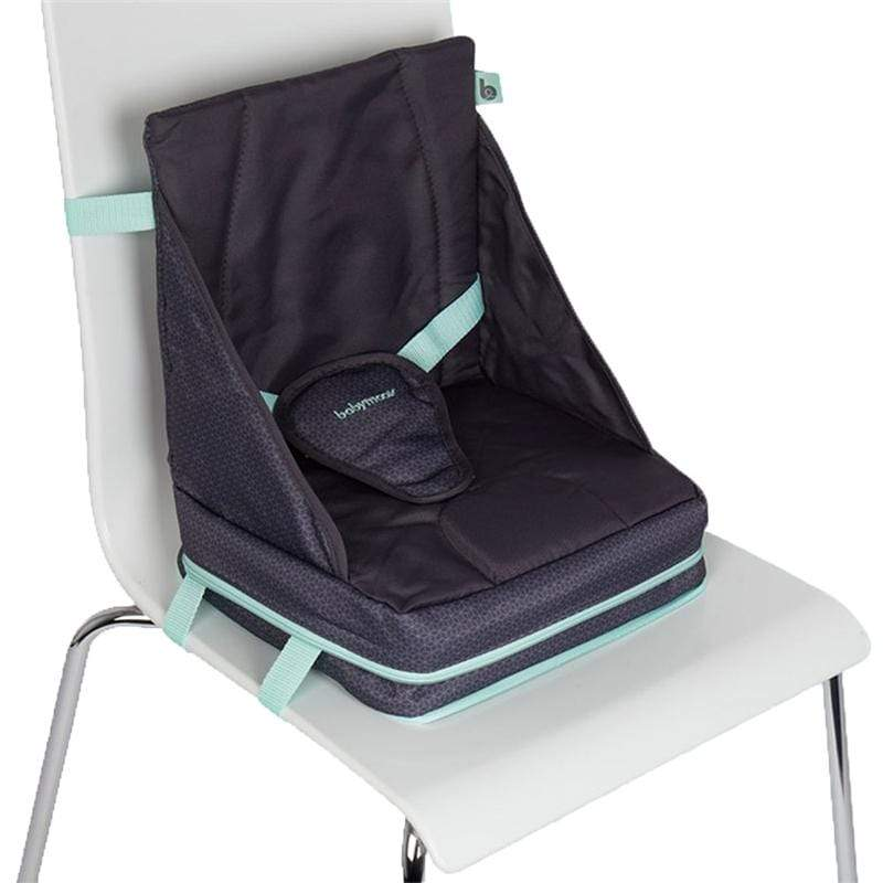 Babymoov Up & Go Travel Booster Seat Grey Low Chairs & Booster Seats A009404 3661276148178