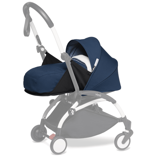 BabyZen YoYo2 0+ Newborn Pack 2020 Air France Blue Buggy Accessories UK10110-11