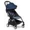 BabyZen YoYo2 6m+ Stroller Black/Air France Blue Pushchairs & Buggies 6160-BLK-AFB 3701244000616