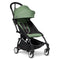 BabyZen YoYo2 6m+ Stroller Black/Peppermint Pushchairs & Buggies 6156-BLK-PET 3701244000616