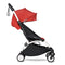 BabyZen YoYo2 6m+ Stroller White/Red Pushchairs & Buggies 6134-WHT-RED 3701244000623