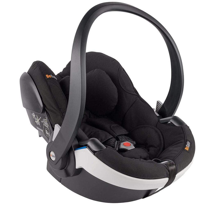 BeSafe iZi Go Modular i-Size White Edge/Black Cab with Base 0-76 cm (Infant carriers) d3wwmz1 7043485900642