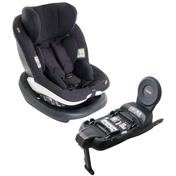 BeSafe Izi Modular With Isofix Base Black Cab ADAC Car Seat Test Winners yggzldm 7043485800645