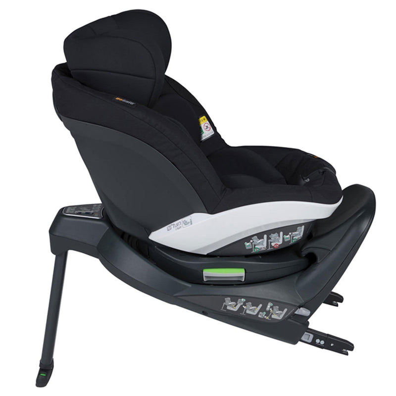 BeSafe izi Turn i-Size Car Seat Fresh Black Cab i-Size Car Seats 11007222BC 7072754003357