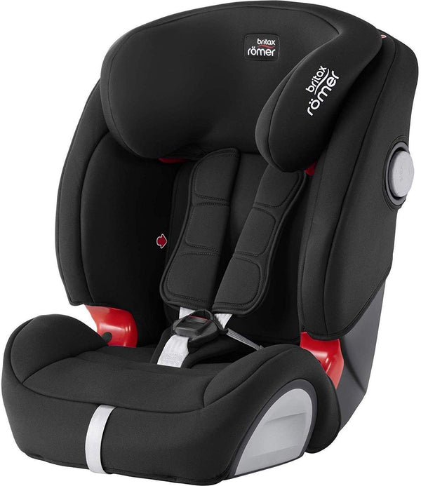 Britax Evolva 123 SL SICT Car Seat Cosmos Black Combination Car Seats 2000025423 4000984149227