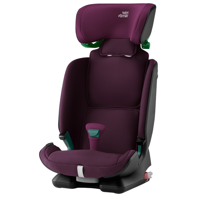 Britax-Romer Advansafix M i-Size Burgundy Red Combination Car Seats 2000034308