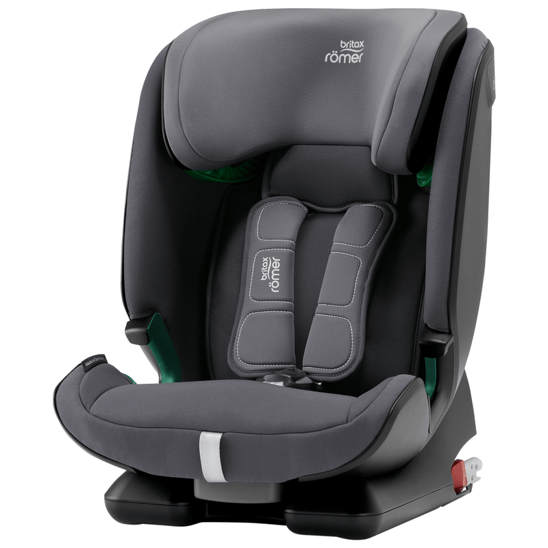 Britax-Romer Advansafix M i-Size Storm Grey Forward Facing Car Seats 2000034306 4000985326252
