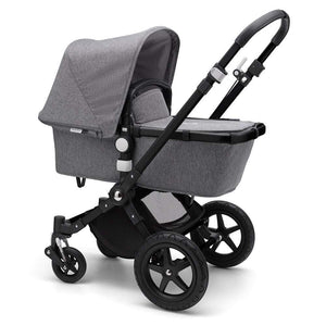 You added <b><u>Bugaboo Cameleon 3 Plus Complete Black/Grey Melange</u></b> to your cart.