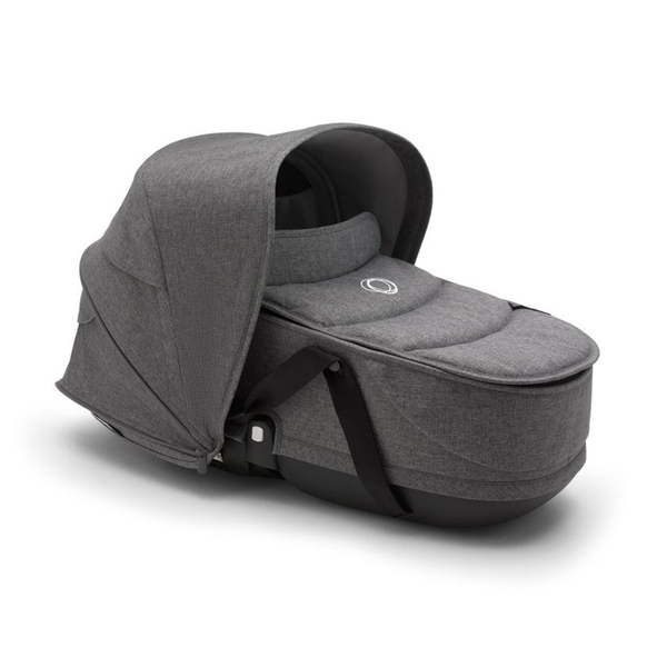 Bugaboo Bee 6 Carrycot Grey Melange Chassis & Carrycots 502306GM01 8717447138624