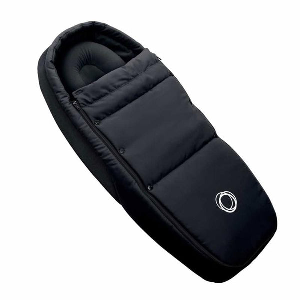 Bugaboo Bee Baby Bamboo Cocoon Black Chassis & Carrycots 581313ZW01 8717447032762