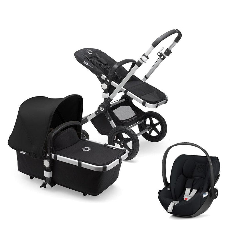 Cameleon 3 Plus Cloud Z Travel System Alu/Black/Black Bugaboo Package Deals 9g43ml7 8717447103820