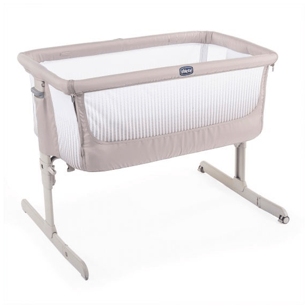 Chicco Next2Me Air Co-Sleeper Dark Beige Cribs 05079620340930 8058664126477