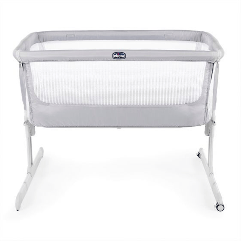 Chicco Next2Me Air Sleeptime Bundle Stone Cribs 6924-STN 8058664126460