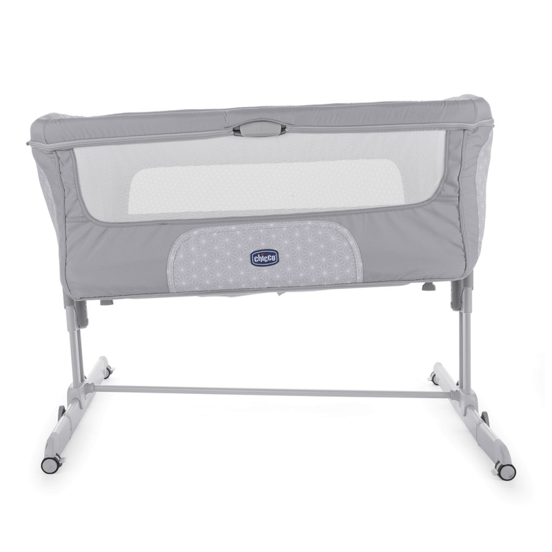 Chicco Next2Me Dream Side-Sleeping Crib Luna Cribs 04079445540930 8058664110797
