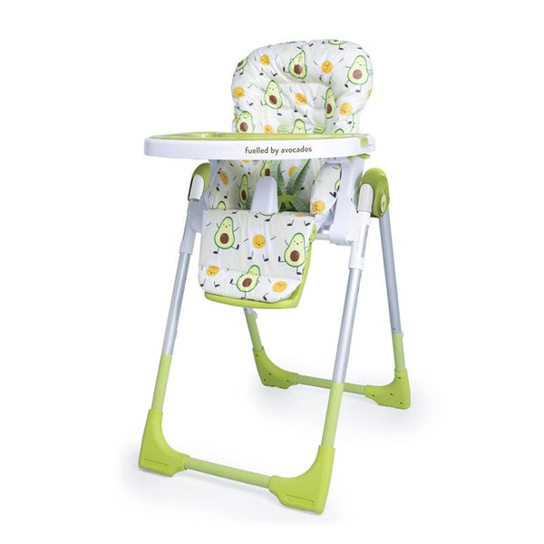 Cosatto Noodle 0+ Highchair Strictly Avocados Baby Highchairs CT4233 5021645056684